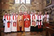 Rector celebrates 40th anniversary of ordination at St Augustine's Church